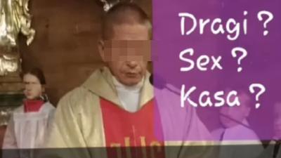 Ksiądz umawiał się na gejowski seks - skandal w polskim kościele!