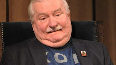 Lech Wałęsa zabrał głos w sprawie LGBT