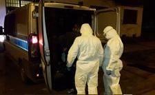 Mężczyzna z podejrzeniem koronawirusa uciekł ze szpitala
