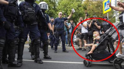 Marsz Równości w Białymstoku - zadyma i walki z policją