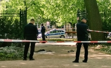 Męzczyzna podpalił się w Warszawie