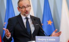 Minister zdrowia Niedzielski zapowiada: nowa pandemia, mutacje wirusów