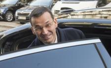 Morawiecki: kary dla pijanych kierowców będą OSTRZEJSZE