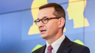 Polska strategia walki z epidemią - przemówienie Morawieckiego w Sejmie