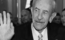 Nie żyje Jan Kobuszewski. Wybitny aktor miał 85 lat