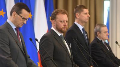 Nowe ograniczenia i przepisy w Polsce - rząd kontra koronawirus
