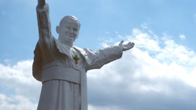 Największy pomnik papieża na świecie? Nowy Jan Paweł II w Zakopanem