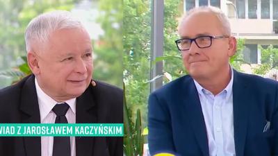 Michał Olszański ukarany za krytykę wywiadu z Kaczyńskim