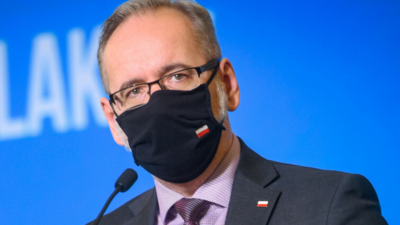 Minister Zdrowia ogłasza nowy program walki z COVID-19