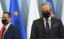 Konferencja Morawieckiego i Niedzielskiego - przygotowują Polskę na czarny scenariusz?