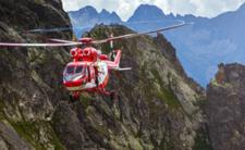 Akcja ratunkowa TOPR  - burza w górach i znowu turyści porażeni piorunem