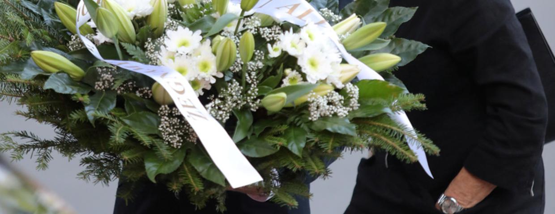Pogrzeb Piotra Woźniaka Staraka - poruszające zdjęcia z pożegnalnej mszy