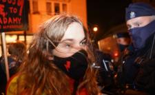 Strajk Kobiet. Policja użyła siły i gazu