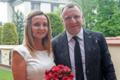 Poród Joanny Kurskiej. Prezes TVP usłyszał smutną wiadomość