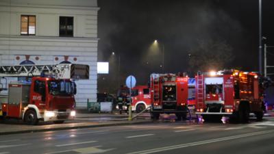 Tragiczny pożar we Wrocławiu. Liczba rannych drastycznie wzrosła