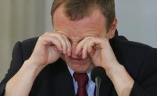 Prezes Kurski w szoku