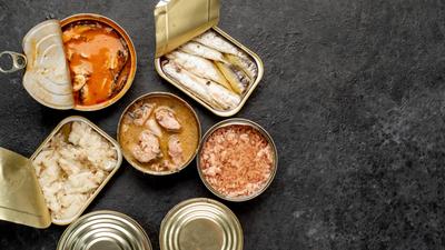 Skażone konserwy wycofane ze sklepów!