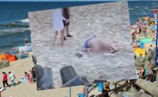 Seks na plaży w Mielnie. Miłość, klapek i stosunek przerwany