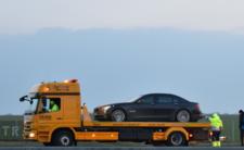 Samochody SOP rozbijane są regularnie