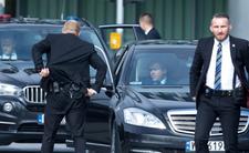 SOP i kolejna kolizja - tym razem wypadek w Warszawie