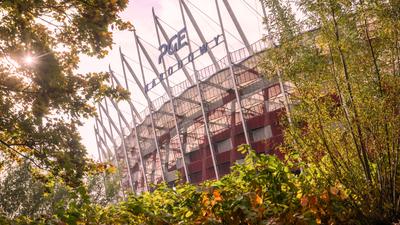 Stadion Narodowy szpitalem do walki z COVID-19