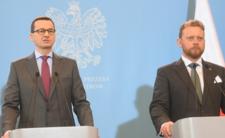 Morawiecki ogłosił STAN EPIDEMII w Polsce