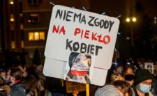Strajk Kobiet w Warszawie. Policja użyje siły?
