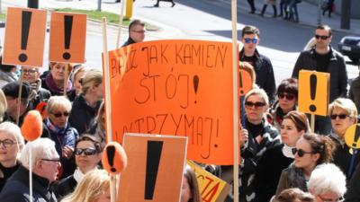 Strajk nauczycieli utknął w martwym punkcie