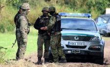 Białoruskie służby ostrzelały Polaków