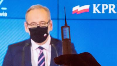 Polsce zabraknie szczepionki na COVID? Tylko Niemcy mogą kupić