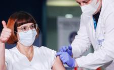 Szczepionka na koronawirusa. Pierwsze osoby w Polsce zaszczepione