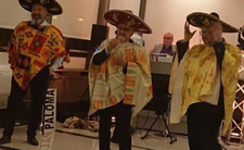 szefowie nfz tańczą w sombrerach