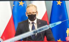 Polska chyba zamówiła bardzo dużo szczepionek na COVID-19, bo nadwyżki oddamy Ukrainie