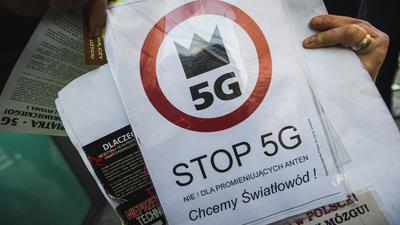 W Polsce zniszczono odbiorniki 5G, operatorzy proszą rząd o pomoc