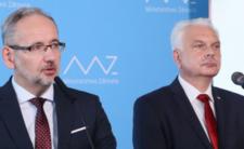 Wiceminister zdrowia Waldemar Kraska zapowiada czwartą falę zakażeń
