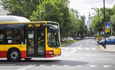 Pijany w sztok kierowca autobusu wyjechał na trasę