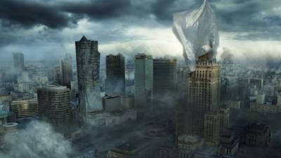 Warszawa i eko apokalipsa - tak będzie wyglądała przyszłość Polski?