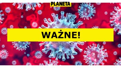 We wtorek 24.11 rekord zakażeń koronawirusem
