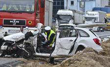 Wielkanoc na drogach i bilans wypadków - zatrzymano setki pijanych kierowców