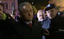 Wiosna Biedronia kontra policja - poszło o film Sekielskiego