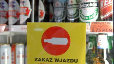 Wójt Hanny wydała zakaz sprzedaży alkoholu. Bo przyjeżdża biskup