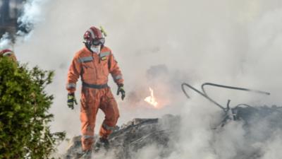 Wybuch gazu w Szczyrku. Rodzina wydała oświadczenie