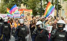 Zamach na marszu równości w Lublinie! Akcja w ostatniej chwili