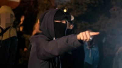 Zamieszki w Koninie, są ranni. Zwołano sztab kryzysowy