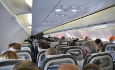 Afera w samolocie. Kobieta wpadła w szał zazdrości [WIDEO]