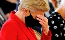 Agata Duda wywołała skandal w USA