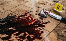 Atak nożownika w kościele
