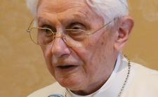 Benedykt XVI przemówił. Antychryst jest już z nami