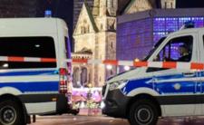 Niemcy boją się zamachów terrorystycznych - fałszywy alarm bombowy na jarmarku