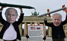 Wojna USA z Rosją? Joe Biden atakuje Putina